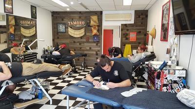 The Art Of Tattoo Studio