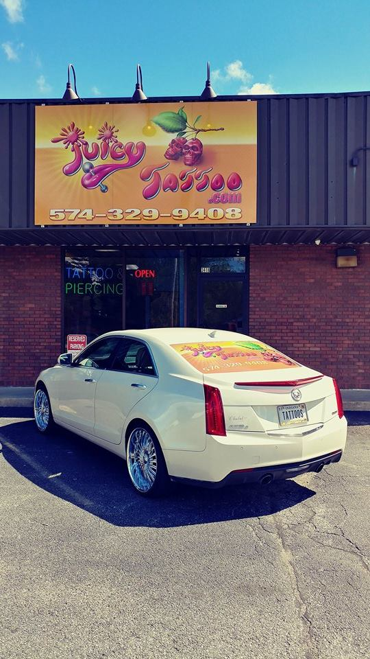 Juicy Tattoo 3418 South Main Street Elkhart Reviews And