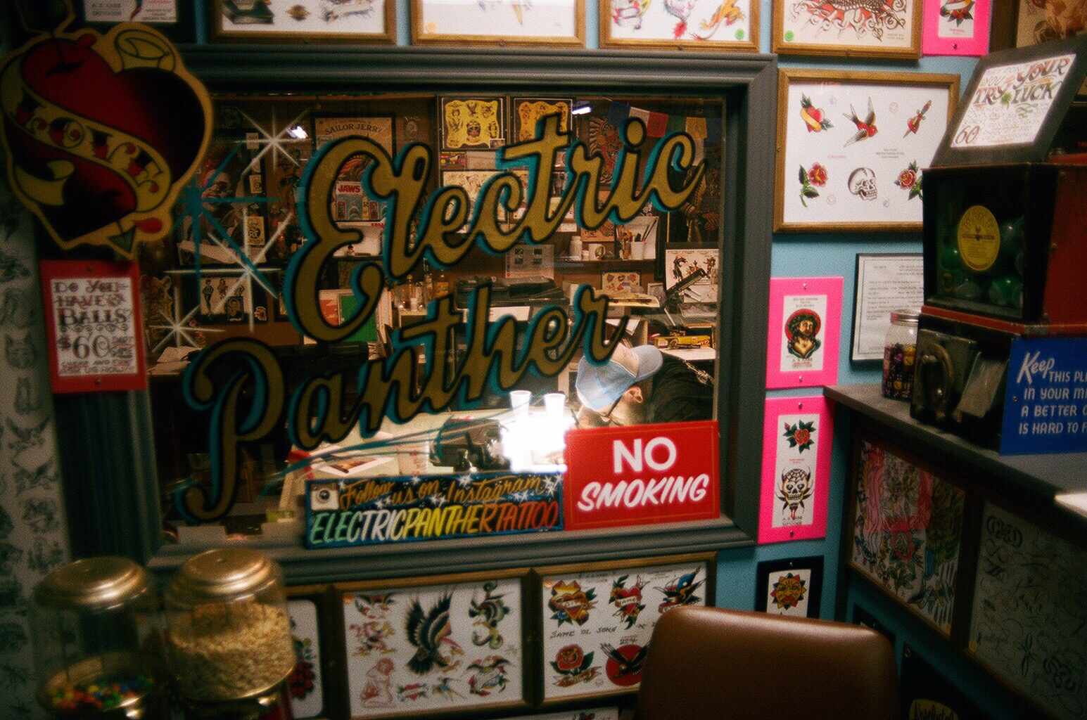 Electric Panther Tattoo, 11945 Perrin Beitel Road, San Antonio, Reviews and Appointments - GetInked