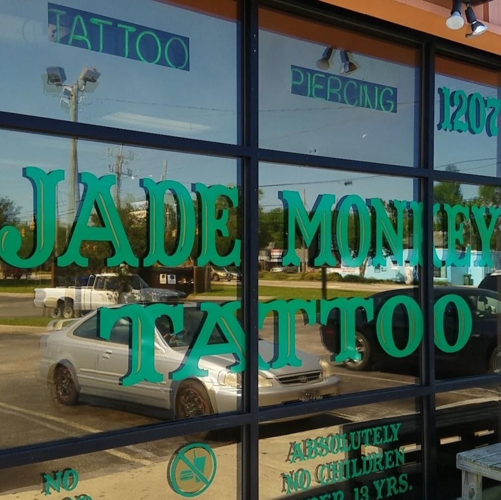 e6653f74e1f00 Jade Monkey Tattoo Studio, 1207 South Kerr Avenue, Wilmington ...
